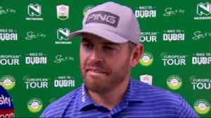 Oosthuizen: I didn't think I would play [Video]