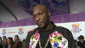 Lamar Odom's son disapproves of his fiancée [Video]