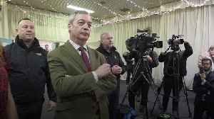 Nigel Farage: I'm very worried about the Leave vote being split