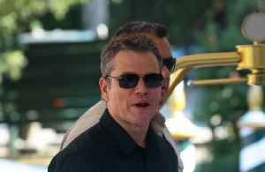 'Underdog' Matt Damon [Video]