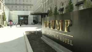Trump D.C. Hotel Sales Pitch Says New Owner Can 'Capitalize on Government Related Business': Report [Video]