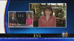 Katja Herbers On What To Expect On The Next 'Evil' [Video]