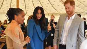 News video: Prince Harry and Meghan, Duchess of Sussex confirm they're skipping royal Christmas