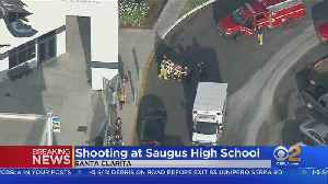 At least 7 Injured In Shooting At Saugus High School [Video]