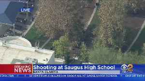 All Schools In William S. Hart School District On Lockdown After Saugus High Shooting [Video]