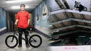 Tom Russell on Cult | Ride UK BMX [Video]