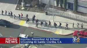 School Shooting In California Leaves Several Injured [Video]