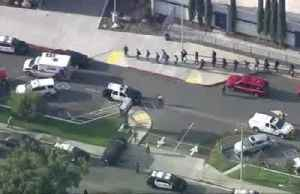 At least five wounded in California HS shooting: officials [Video]