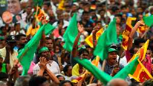 Sri Lankans to vote in critical presidential election [Video]