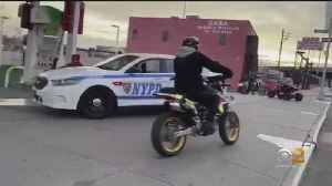 NYPD Seeks Dirt Bike, ATV Riders Police Say Disrespected Officer In The Bronx