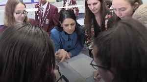 Priti Patel criticises Labour's immigration policy [Video]