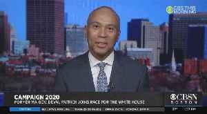 Keller @ Large: Deval Patrick's Impact On Elizabeth Warren's Campaign [Video]