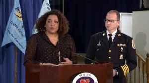 Prince George's Police Chief Hank Stawinski On Popeyes Stabbing [Video]