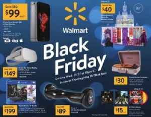 News video: Walmart Releases Black Friday Ad With Top Deals