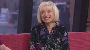 Former Tennis Star Julie Heldman Previews Her New Book 'Driven' [Video]