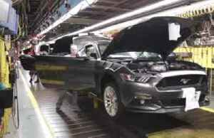 Ford to use Mustang name for new electric SUV [Video]