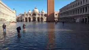 Venice floods: Italy declares state of emergency [Video]