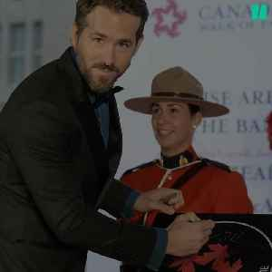 Ryan Reynold's Love Of Canada Is Very Well-Documented [Video]