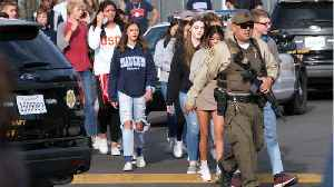 California High School Student Gunman Kills One, Wounds Others [Video]