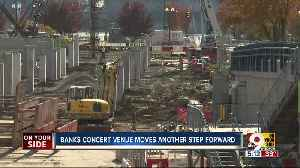 Banks music venue construction still waiting on one crucial vote [Video]