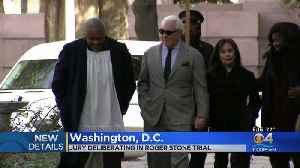News video: Jury Deliberating In Roger Stone Trial