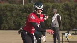 Patriots' Defense Tough Matchup For Wentz, Eagles [Video]