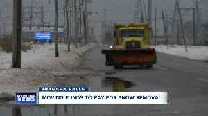 City of Niagara Falls has shuffled funds to pay for snow removal [Video]