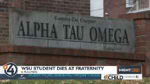 Pullman Police identify 19-year-old student who died at WSU fraternity [Video]