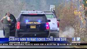 Resident deputies work to make Josephine County school zones more safe [Video]