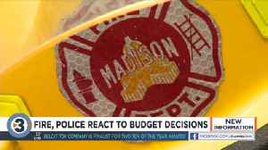 Three new police officers, no ambulance: Police, fire departments react to city budget decisions [Video]