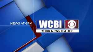 WCBI NEWS AT SIX - NOVEMBER 13, 2019 [Video]