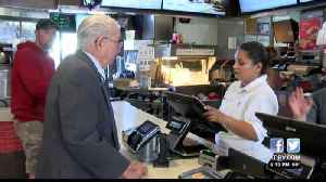 McDonald's employee is able to pursue college dream [Video]