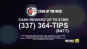 Iberia Parish Crime Stoppers [Video]