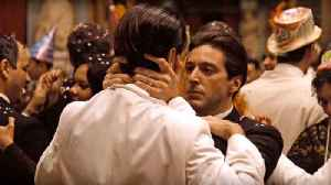 The Godfather 2 movie (1974) Al Pacino, Robert Duvall, Diane Keaton [Video]