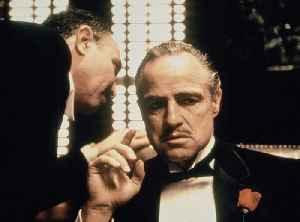 The Godfather movie (1972) Marlon Brando, Al Pacino, James Caan [Video]