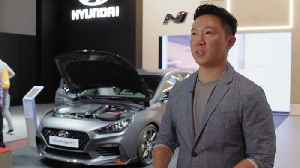 Hyundai i30 N Project C Interview with Bryan Joo Hyung [Video]