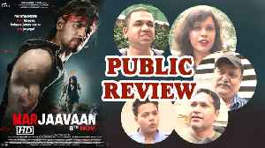 Public Review | Marjaavan | Sidharth Malhotra, RiteishDeshmukh's revenge saga [Video]