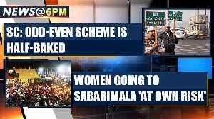NEWS AT 6 PM, NOVEMBER 15th | Oneindia News [Video]