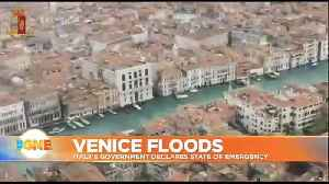 Italy to resume unfinished barrier project that could have stopped Venice floods [Video]