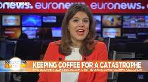 What can't you live without? Switzerland and the coffee stockpile quandary [Video]