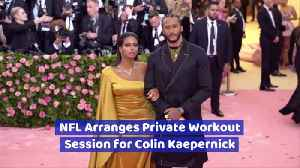 The Update On Colin Kaepernick And The NFL [Video]