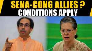 For an alliance with the Congress, Shiv Sena to shed 'Hindutva' agenda? | Oneindia News [Video]