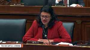 Tlaib Facing Extended Ethics Panel Probe Over Campaign Fund Use [Video]
