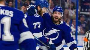 Lightning score five power-play goals in win against Rangers [Video]