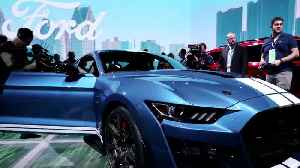 News video: Ford to use Mustang name for new electric SUV