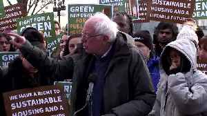 AOC, Sanders unveil Green New Deal for public housing [Video]