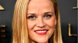 Reese Witherspoon Shops For Royal Goods In London [Video]