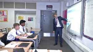 Move over teacher. AI can help teach kids maths [Video]