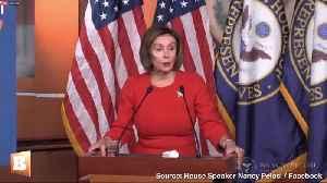 "Nancy Pelosi Says Dems Impeach ""With a Heavy Heart"" [Video]"