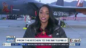 From the kitchen to the battlefield [Video]